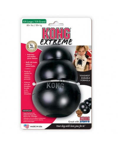 KONG EXTREME BLACK XXLARGE