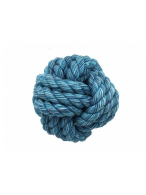 KNOTTED ROPE BALL SMALL