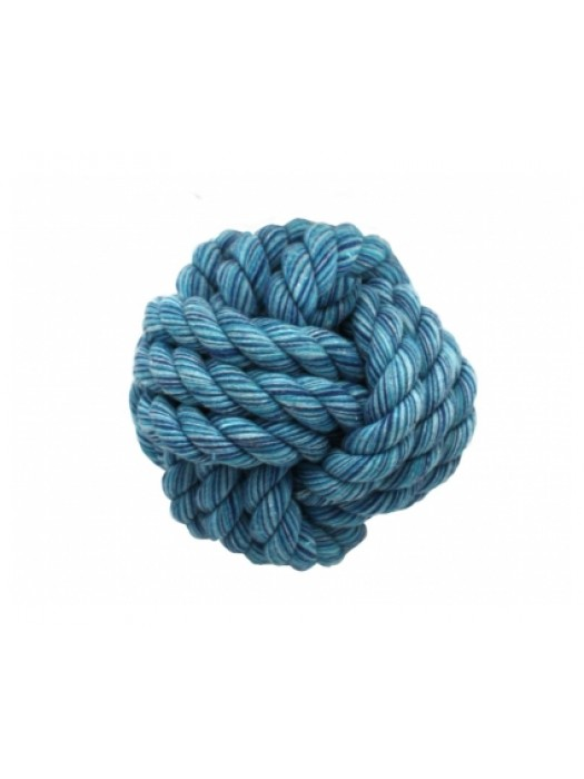KNOTTED ROPE BALL MEDIUM