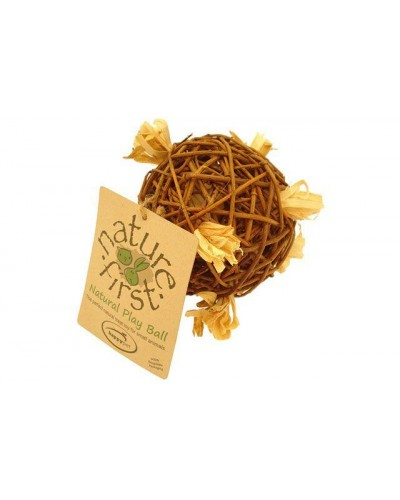 NATURAL PLAY BALL 11cm