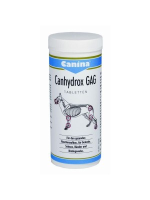 CANHYDROX GAG 120 TABS