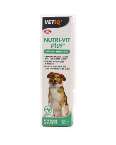 NUTRI-VIT PLUS DOGS 100GR
