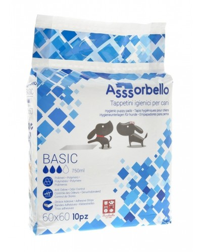 ΠΑΝΕΣ FERRIBIELLA BASIC PADS 10ΤΜΧ 60X60CM