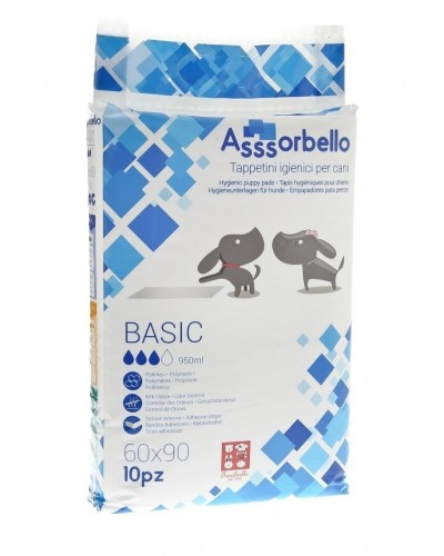 ΠΑΝΕΣ FERRIBIELLA BASIC PADS 10ΤΜΧ 60X90CM