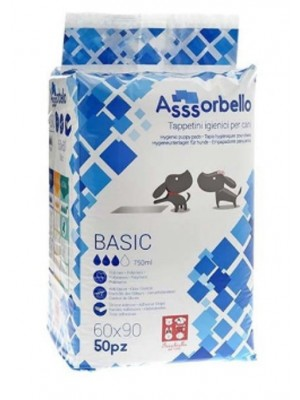 ΠΑΝΕΣ FERRIBIELLA BASIC PADS 50ΤΜΧ 60X90CM